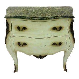 Louis Style Commode Bombe Chest For Sale