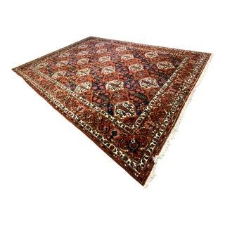 Four Seasons Bakhtiari Persian Rug - 8′6″ × 12′10″ For Sale