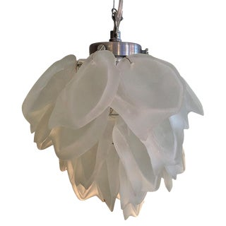 Emee Frosted Glass Pendant Light