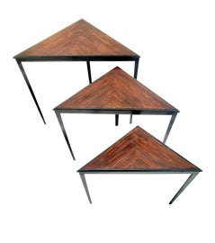 Image of Chocolate Nesting Tables