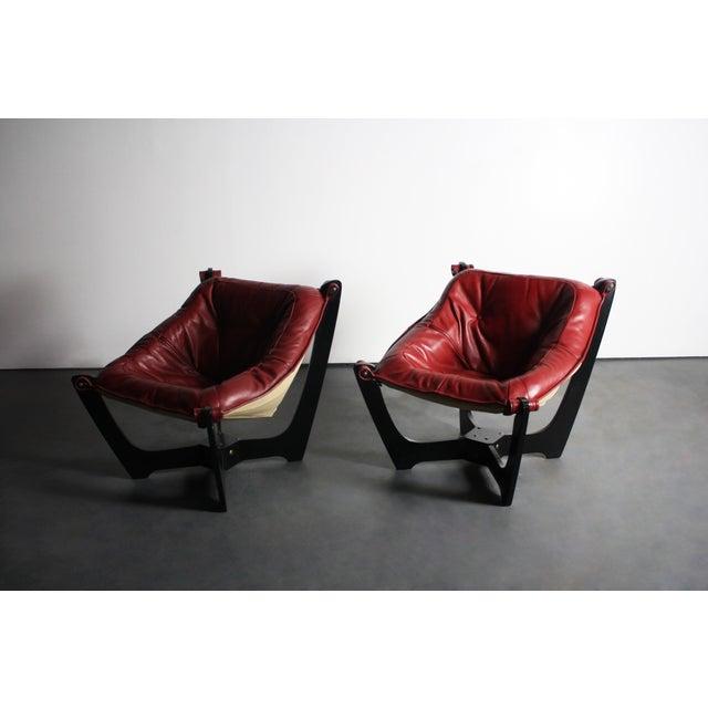 Img Norway Odd Knutsen Luna Chairs - Pair - Image 3 of 6