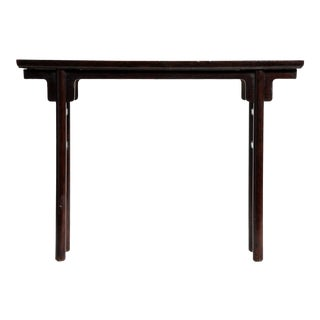 Ming-Style Wine Table For Sale