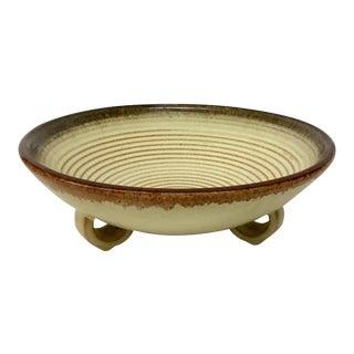 West Germany Artisan Ceramic Bowl