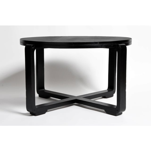 British Colonial Art Deco Tea Table For Sale - Image 13 of 13