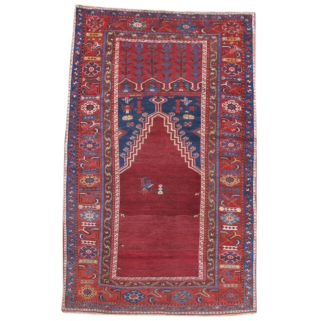 Turkish Ladik Rug For Sale