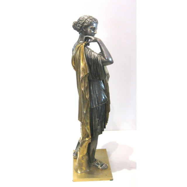 """22-Inch Barbedienne """"Diana"""" Sculpture - Image 4 of 9"""