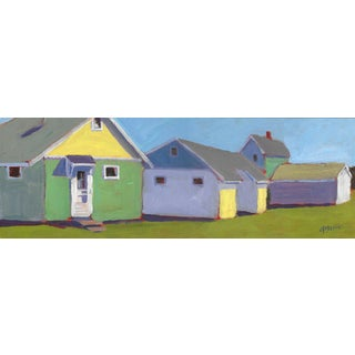 Carol C. Young, 'Candy Cottages', 2018 For Sale