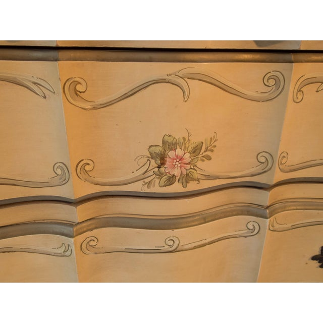 Vintage French Country Dresser - Image 11 of 11