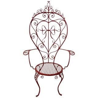 Salterini Inspired Armchair For Sale