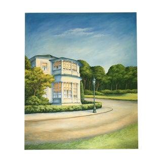 June Parrish Cookson Original Landscape Painting For Sale