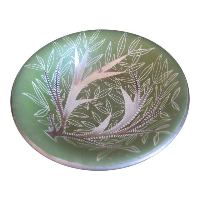 Waylande Gregory Ceramic Bowl For Sale