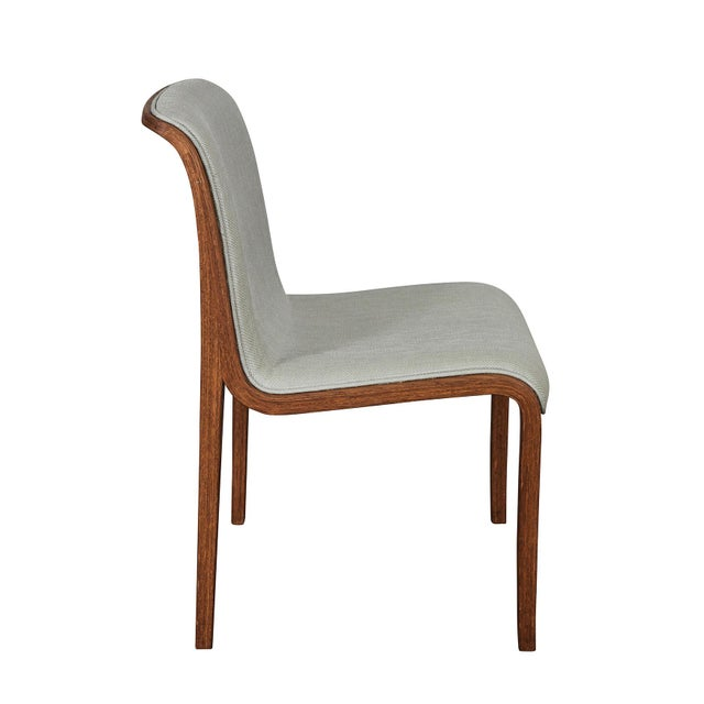 Mid-Century Modern Bill Stephens for Knoll Set of 4 Chairs For Sale - Image 3 of 10