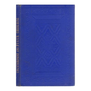 """1884 """"A Treatise on Counterpoint &Amp; Fugue"""" Coffee Table Book For Sale"""