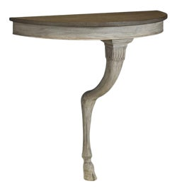 Image of Traditional Demi-lune Tables