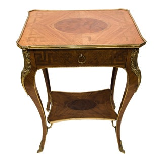 Louis XV Style Side Table