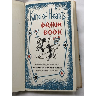 """1955 """"King of Hearts Drink Book"""" Preview"""