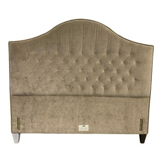 Queen Size Lee Industries Flair Headboard For Sale