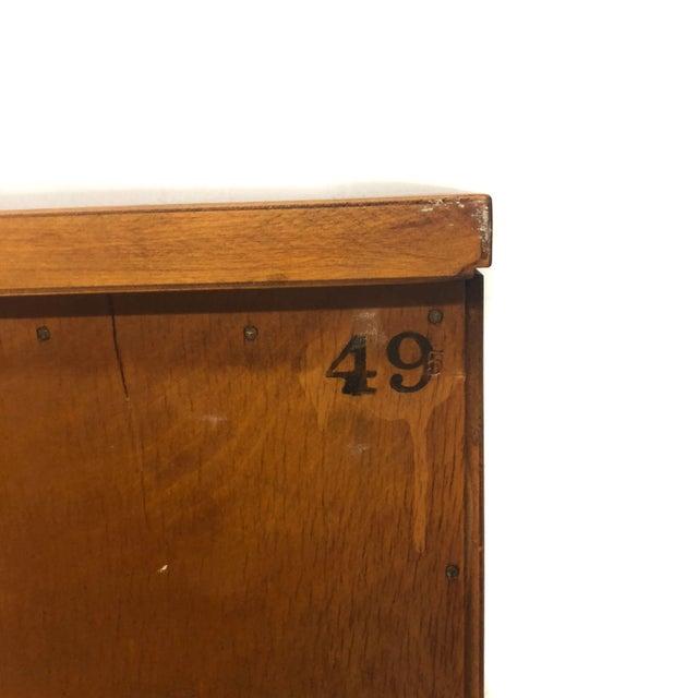 Mid Century Modern Tall Dresser by John Stuart for Johnson Furniture For Sale - Image 9 of 13