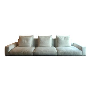 "Antonio Citterio for Flexform ""Softdream"" Large Sofa For Sale"