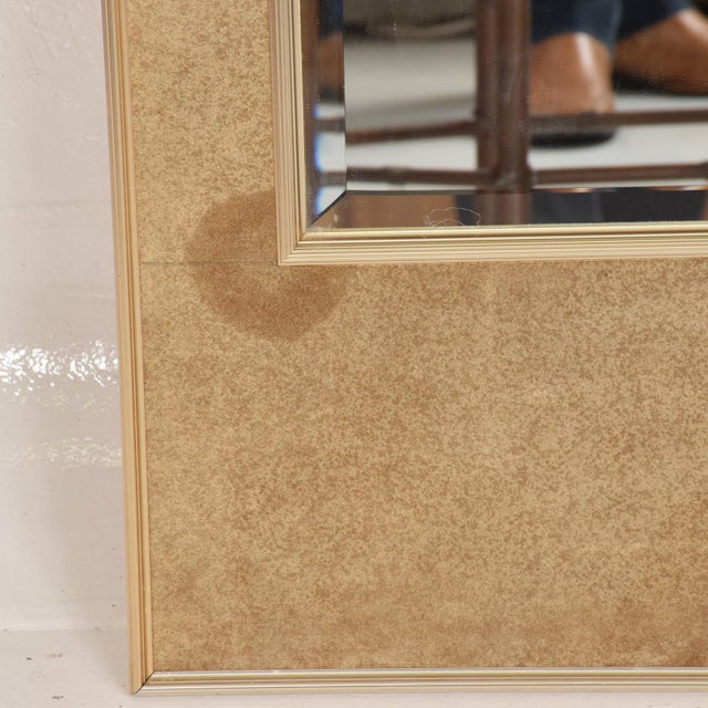 La Barge Mid-Century Modern Wall Mirror For Sale In San Diego - Image 6 of 10