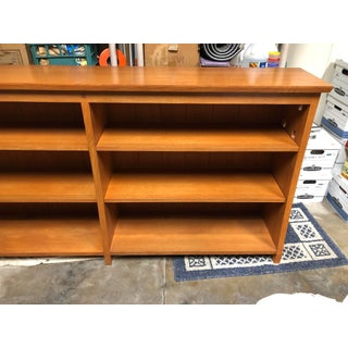 Vintage Mission Style Bookcase Preview