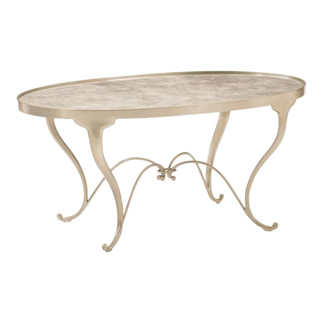 Caracole in the Middle Cocktail Table For Sale