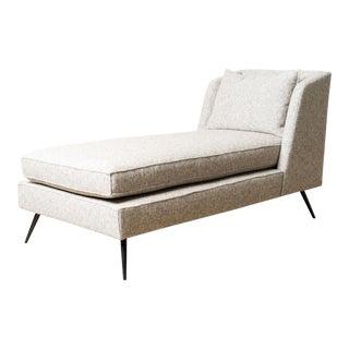 Verellen Modern Emerson Chaise For Sale