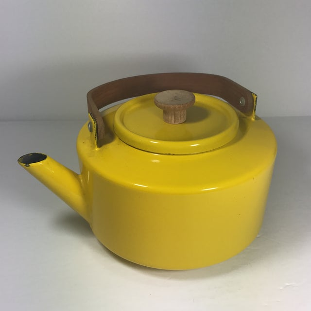 Copco Mid-Century Tea Kettle For Sale - Image 9 of 9