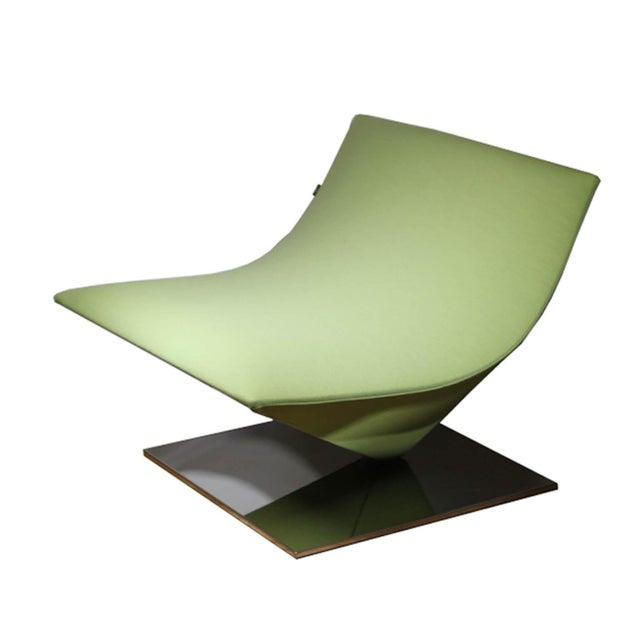 "MDF ""Lofty"" Chair by Fontana Arte For Sale"