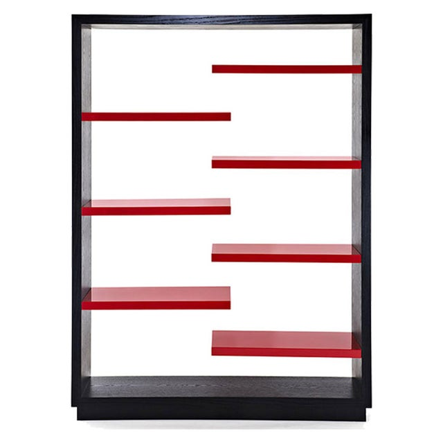 Naula Float Bookshelf For Sale In New York - Image 6 of 6