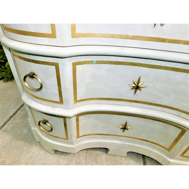 Modern History Furniture Venetian Commode For Sale - Image 10 of 11