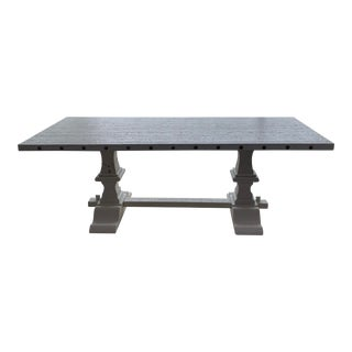 Somerset Trestle Table For Sale