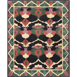 Mansour Fine Handmade Tibetan Rug