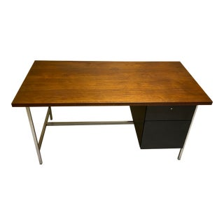 Mid-Century Modern Florence Knoll Writing Desk For Sale