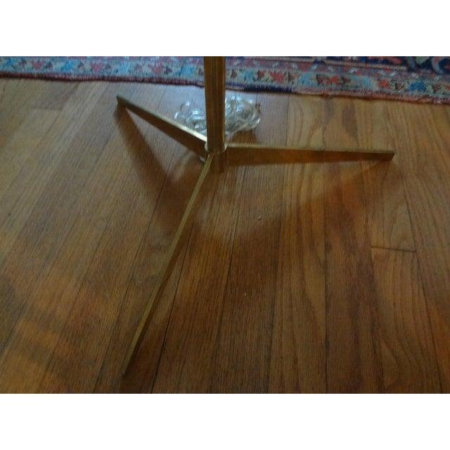 Paul McCobb Mid-Century Modern Paul McCobb Style Brass Tripod Floor Lamp For Sale - Image 4 of 12