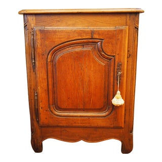 A Louis XV Confiture or Single Door Cabinet For Sale