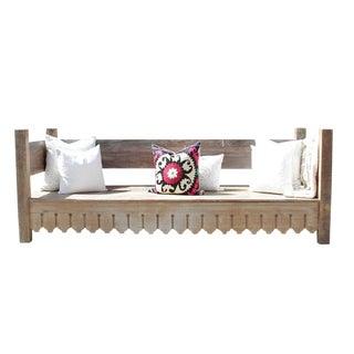 Large Teak Toran Daybed Sofa