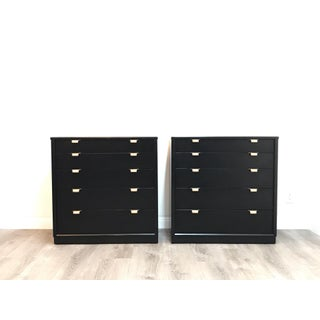 1960s Edward Wormley Precedent Bachelor Chest of Drawers-a Pair Preview