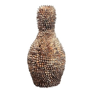 Strombus Shell Vase For Sale