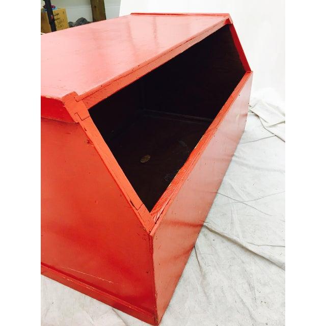 Rustic Pine Box - Image 4 of 6