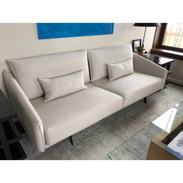 Design Within Reach Design Within Reach Costura Sofa For Sale - Image 4 of 4