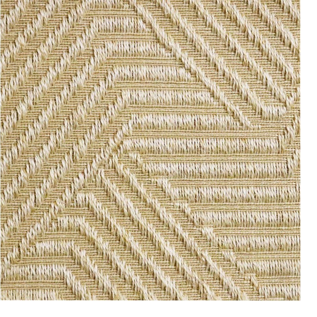 """Natural Rugs Jazz Straw 100% Sisal Rug- 2'6"""" x 9' For Sale"""