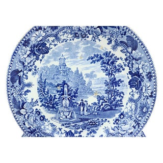 1830s Staffordshire Dinner Plates - S/4 Preview