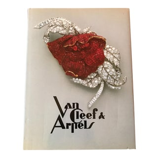 1986 Van Cleef & Arpels Hardcover Book