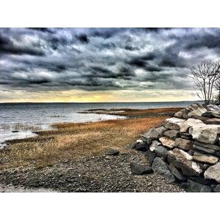 "Color Art Photograph ""waterscape Intrigue"" For Sale"