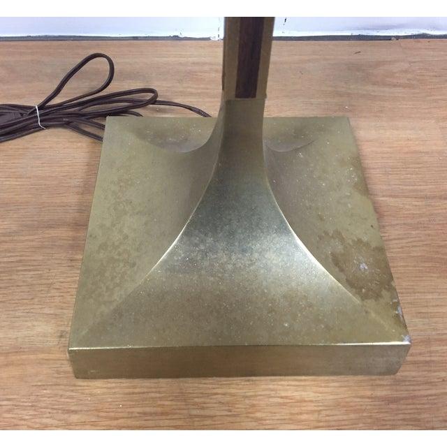 Mid-Century Table Floor Lamp - Image 4 of 8