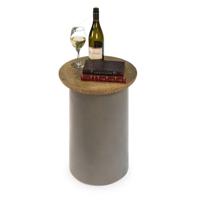 Sarreid LTD Malina Side Table - Image 2 of 4