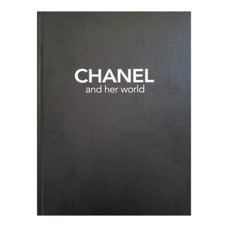 Chanel and Her World by Edmonde Charles- Roux
