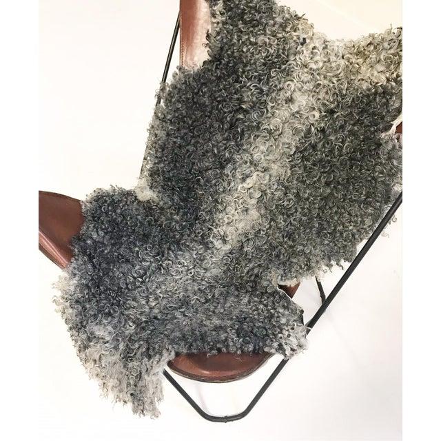 Gotland Sheepskin Rug For Sale - Image 4 of 8