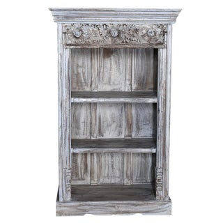 Architectural Carved Bookcase
